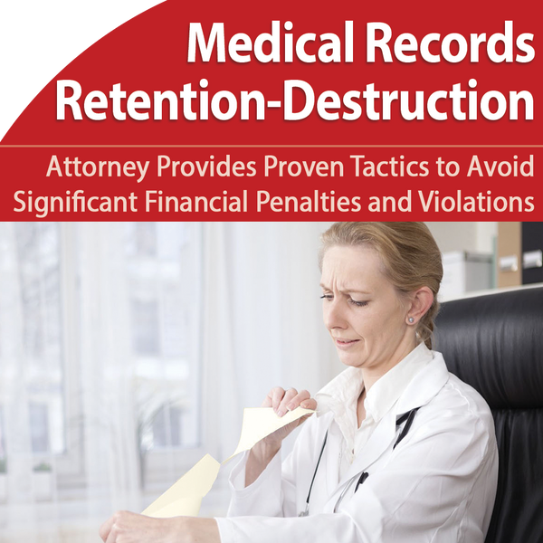 Medical Records Destruction