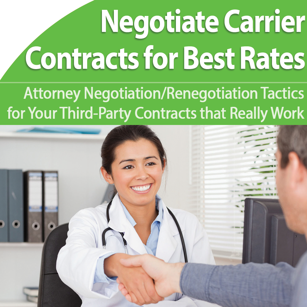 Contracting: Carrier Negotiation Tactics Get Paid More