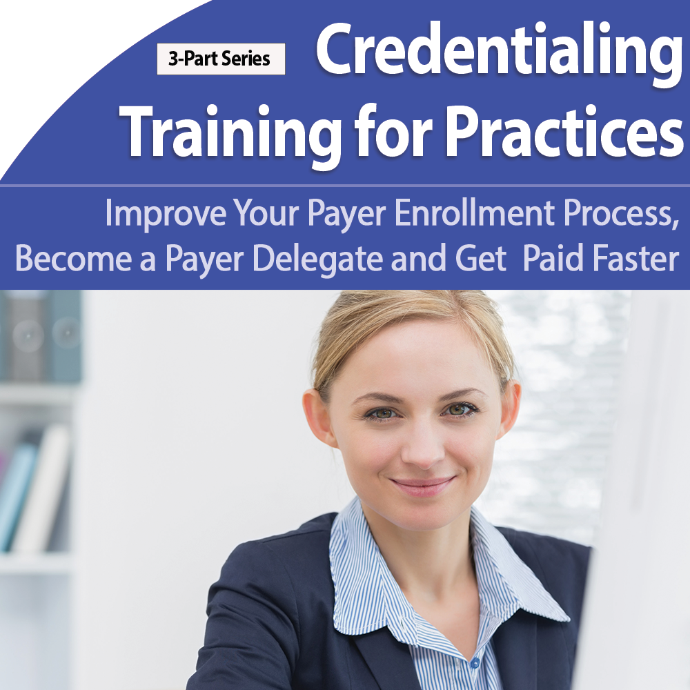 Credentialing Training for Practices