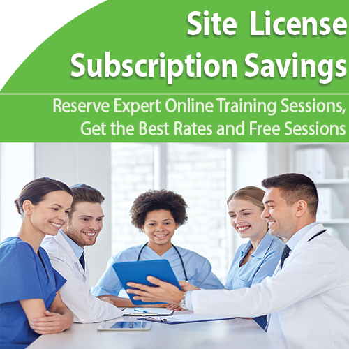 Annual Site License Subscription