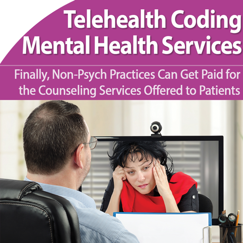 Telemedicine Mental Health Services: Finally Get Paid