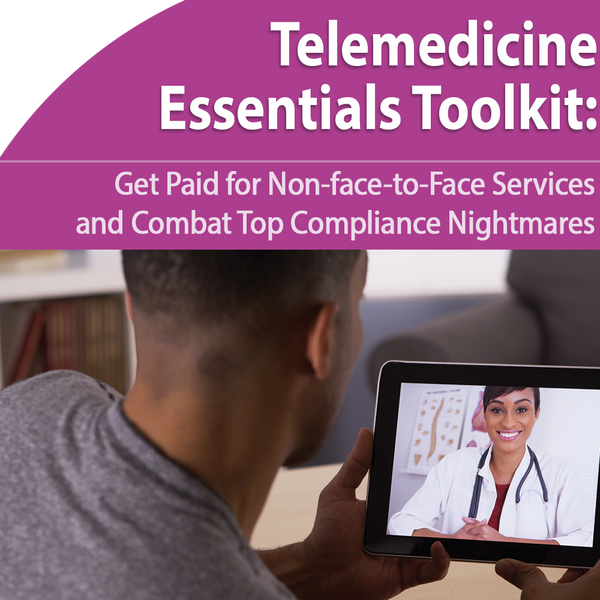 Telemedicine Essentials Toolkit