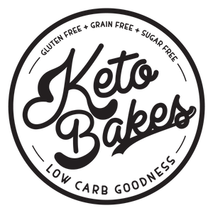 KetoBakes gluten free, grain free, sugar free, low carb goodness