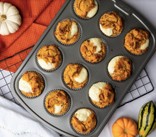 Load image into Gallery viewer, Pumpkin Cream Cheese Muffins