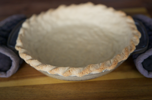 ButterFlake Pie Crust | 2g net carb