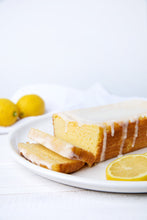 Load image into Gallery viewer, Iced Lemon Loaf | 2 net carbs
