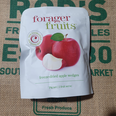 Apple -Freeze dried wedges 20g pack
