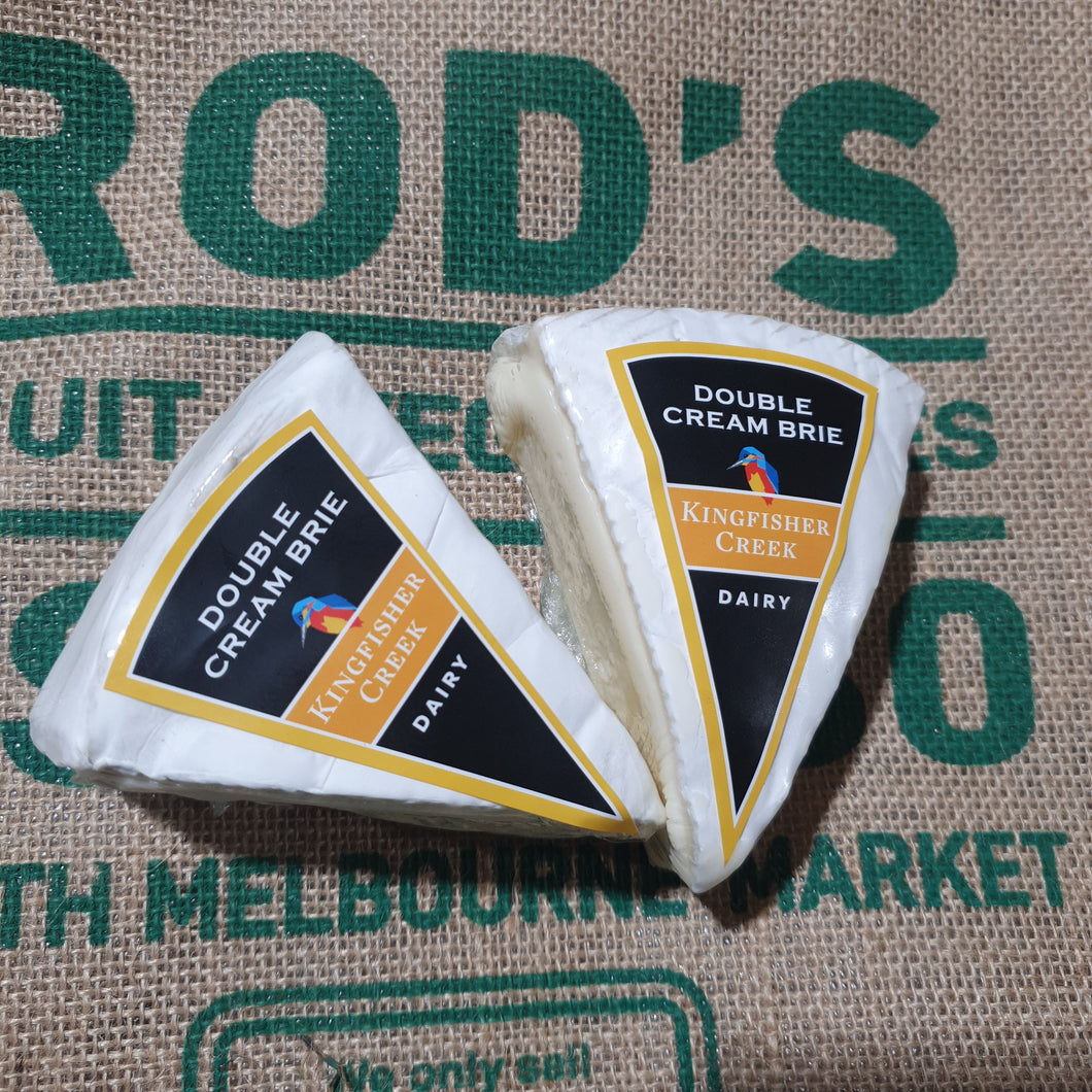 Aussie Brie - King Fisher / 2 for $ 8  Special Price