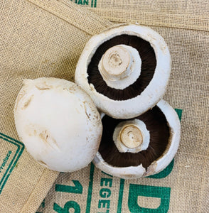 Mushrooms Flat 400g
