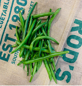 Beans - Green 500g(hand picked)