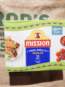 Mission-Taco Shells (12 pack)