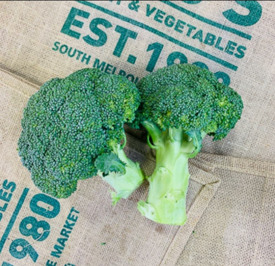 Broccoli- 3kg for $5