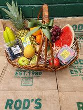 Load image into Gallery viewer, Rod's  Fruit Hamper Basket - The best fruit selection ( currently out of baskets will come in gift box)