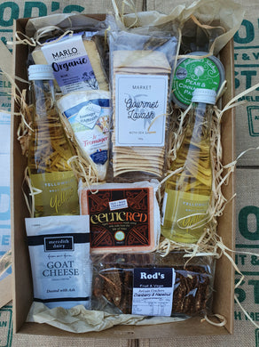 Rod's  Cheese & Wine Box