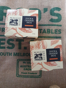 Duck and Orange PATE  Maggie Beer