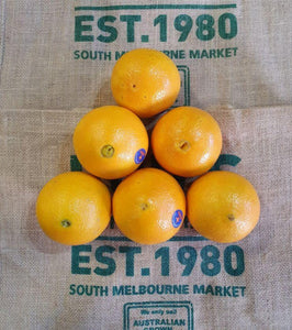 Orange - Valencia Juicing Oranges 3kg for $5.00