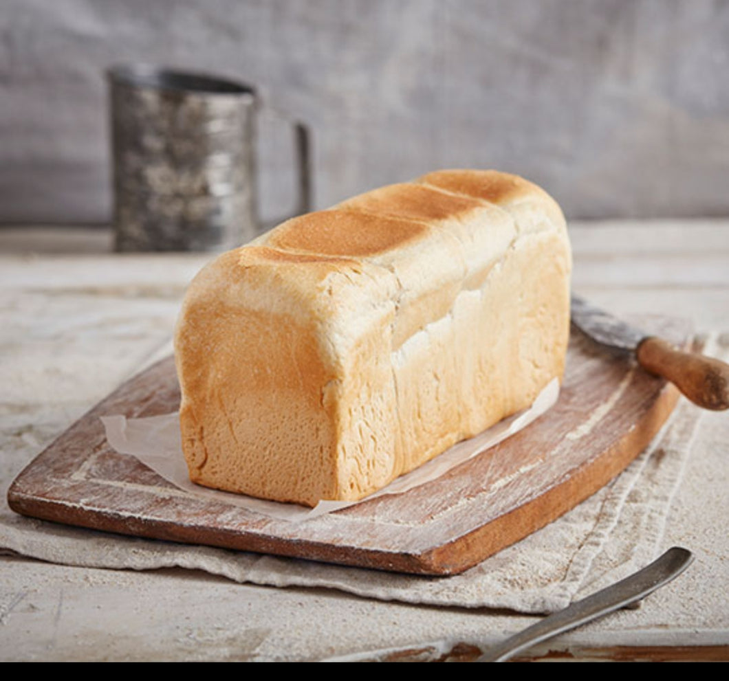 Brumby's- White Sandwich Loaf  Sliced   Orders in by 4pm