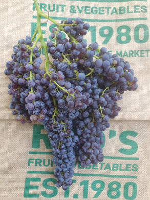 Grapes - Sweet Black Seedless currants 500g