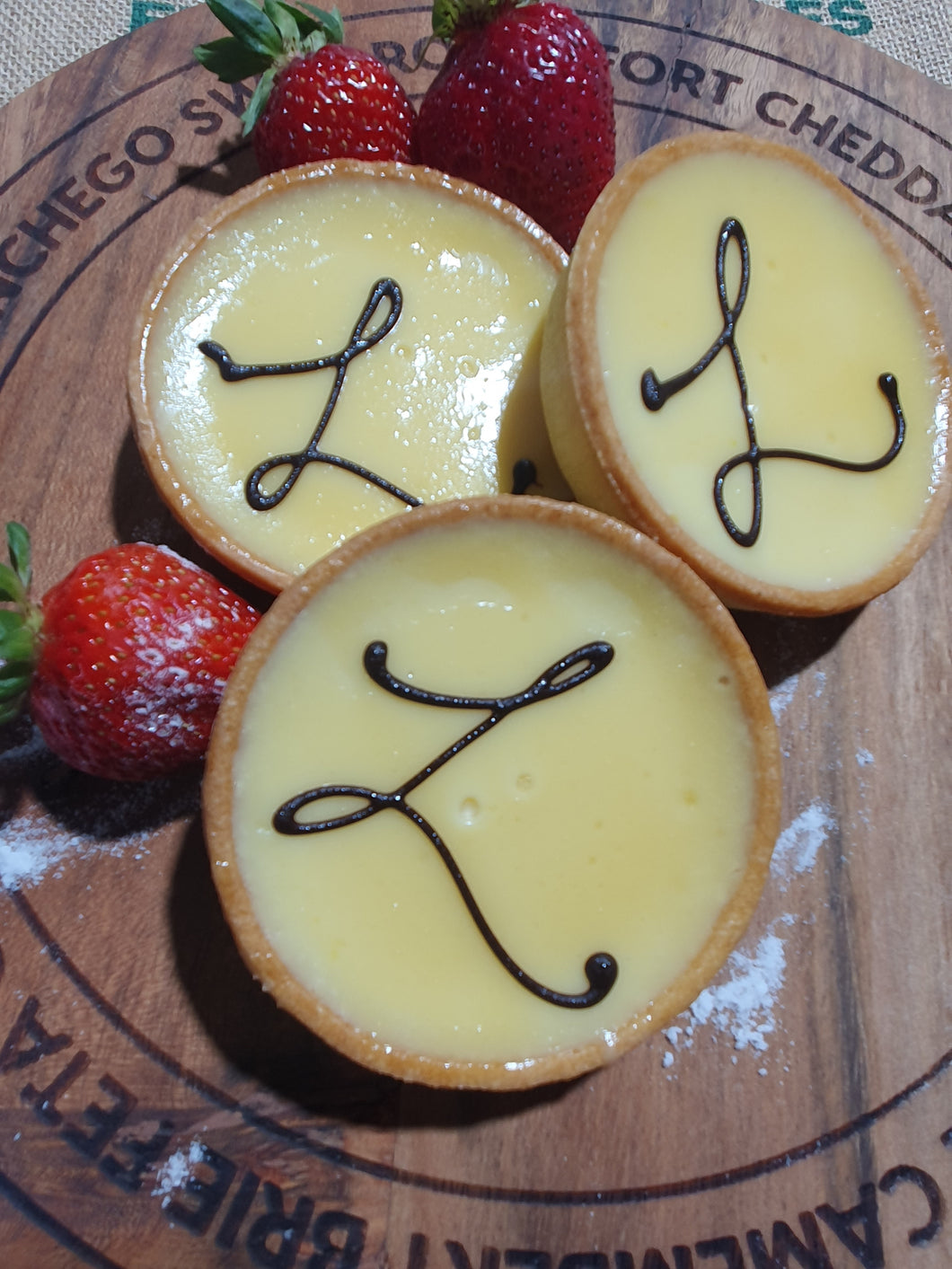 Lemon Tart- Delicious handmade 2pack