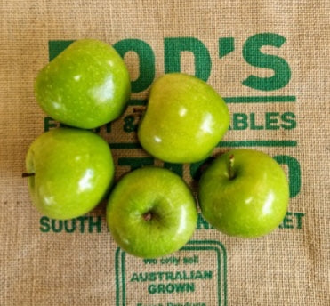 Apples- Granny Smith ( KIDS SIZE SMALL) Each
