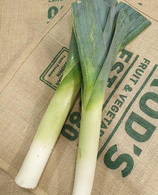 Leek- Winter Special   3 for $5