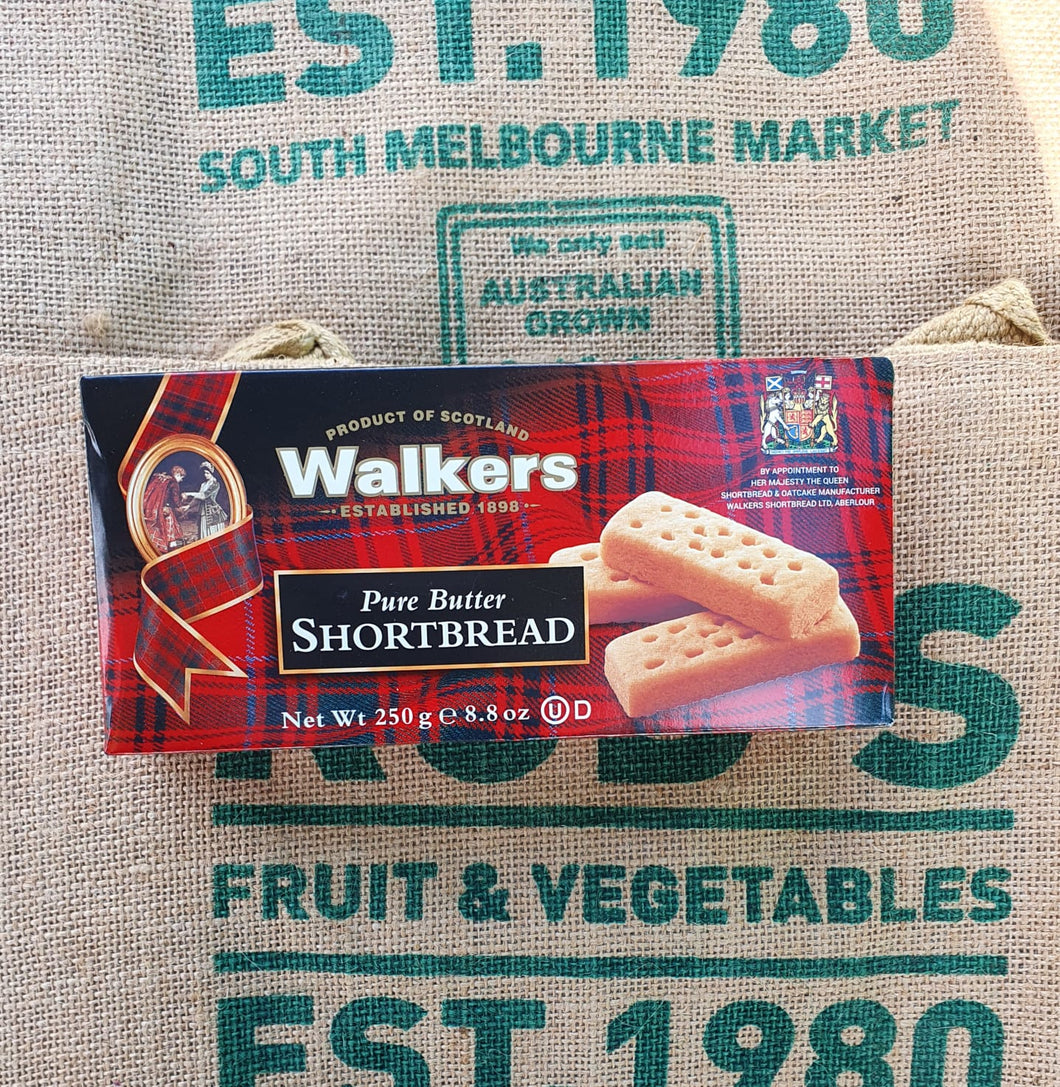 Walkers - Traditional Butter shortbread 250g