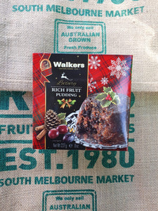 Walkers- Luxury Rich Fruit Pudding Each 227g