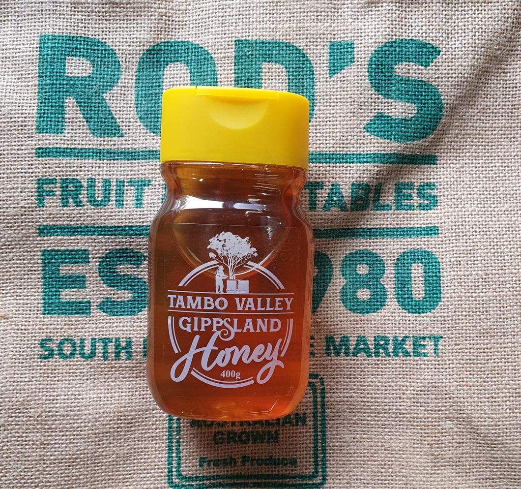 Tambo Valley Honey Squeezable  Support local
