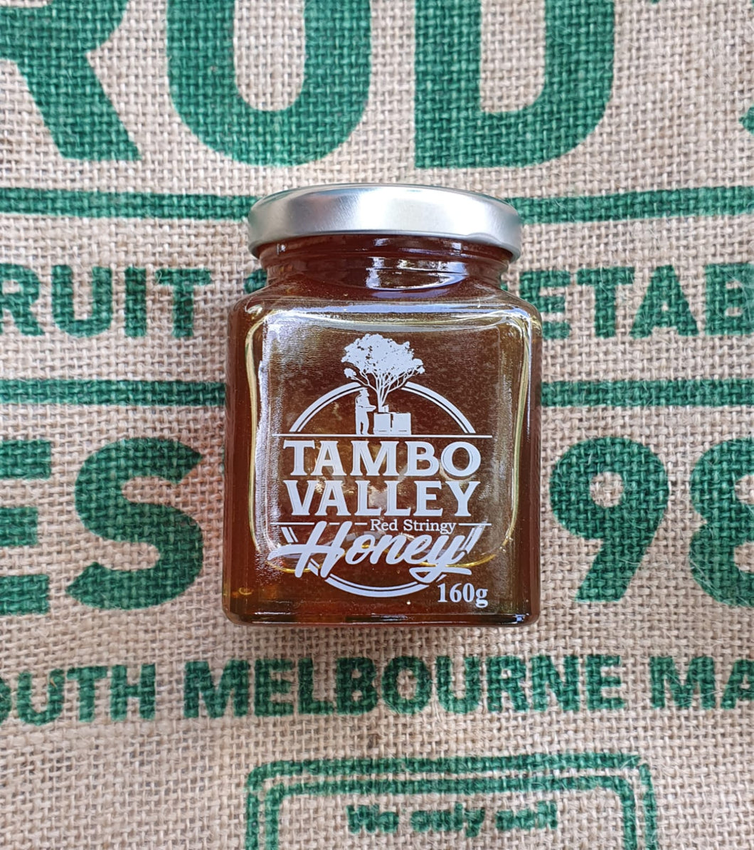 Honey- Red Stringy Variety 160g    Tambo Valley