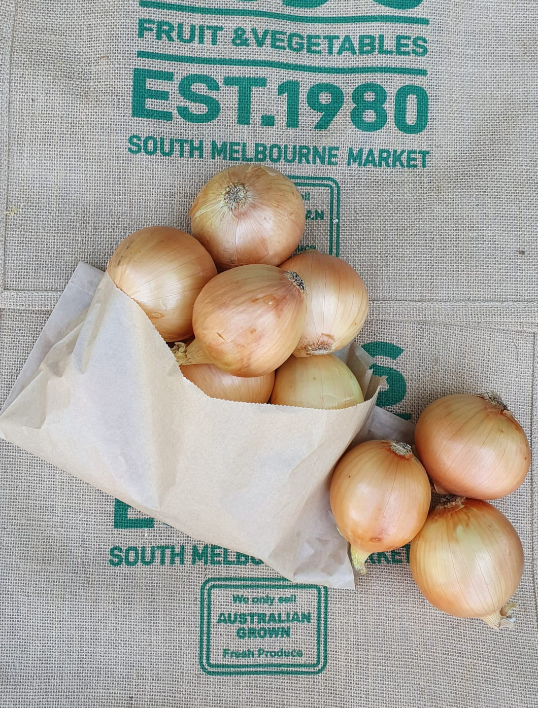 Onions- Brown (1kg Deal)