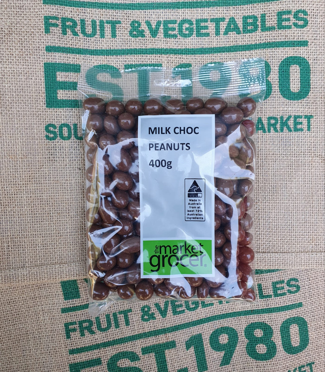 Chocolate Coated Peanuts 400g