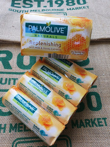 Soap- Palmolive 4 pack Milk and Honey