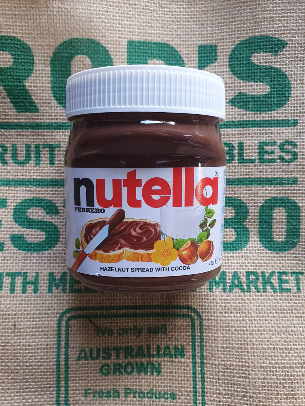 Nutella - 400g Hazelnut Spread
