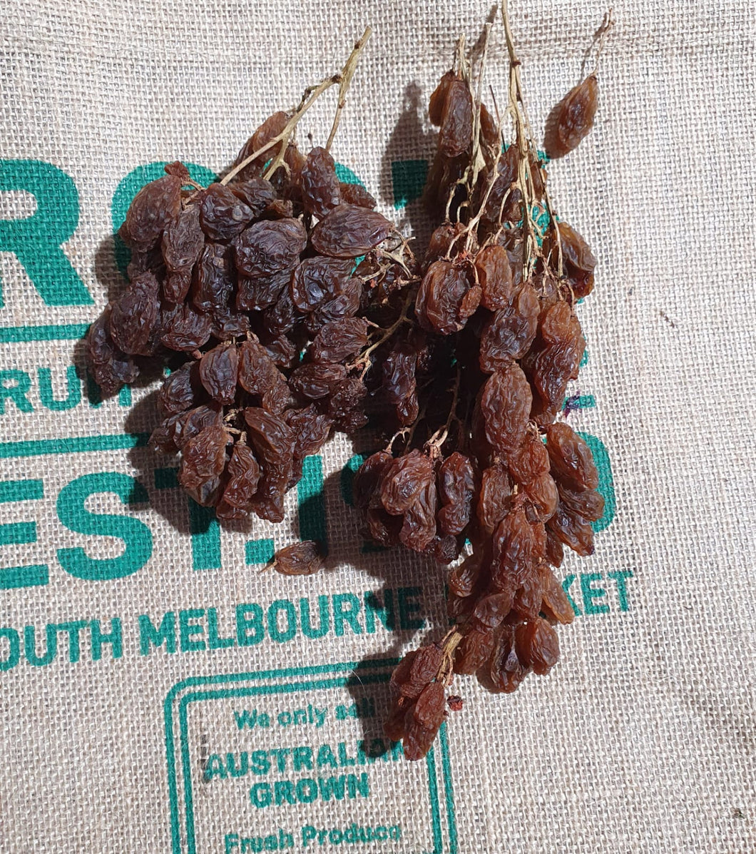 Grapes-Muscatel Dried 300g
