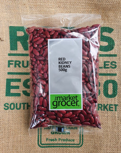 Beans- Kidney red 500g pack