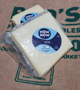 Feta-  220g (How Now, Ethical Dairy)  Cows Milk