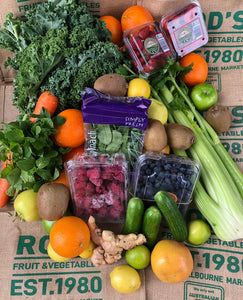 Mystery- JUICING MIX BOX (Large)  The best of both worlds