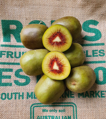 Kiwi - Red , Each     NEW Variety
