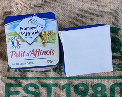 D'Affinois -French Fromage 150g  PETIT   SPECIAL PRICE THIS WEEK