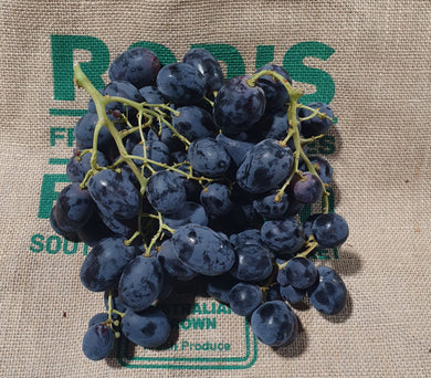 Grapes- Black XL( round )500g