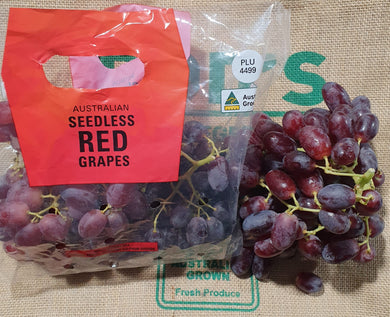 Grapes- Red (BAG)  Special Price!