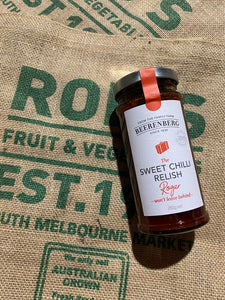 Beerenberg SWEET chilli Relish
