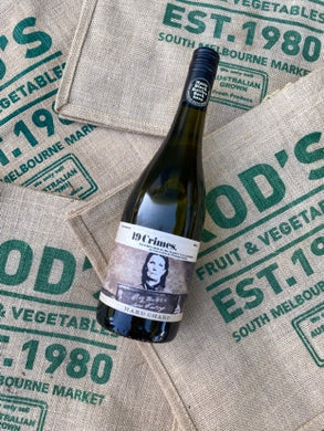 19 CRIMES CHARDONNAY  S.A 750ml Avaliable Delivery only