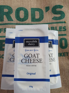 Meredith Goats  Cheese Chevre 150g