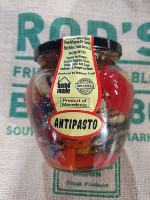 ANTIPASTO jar 500g