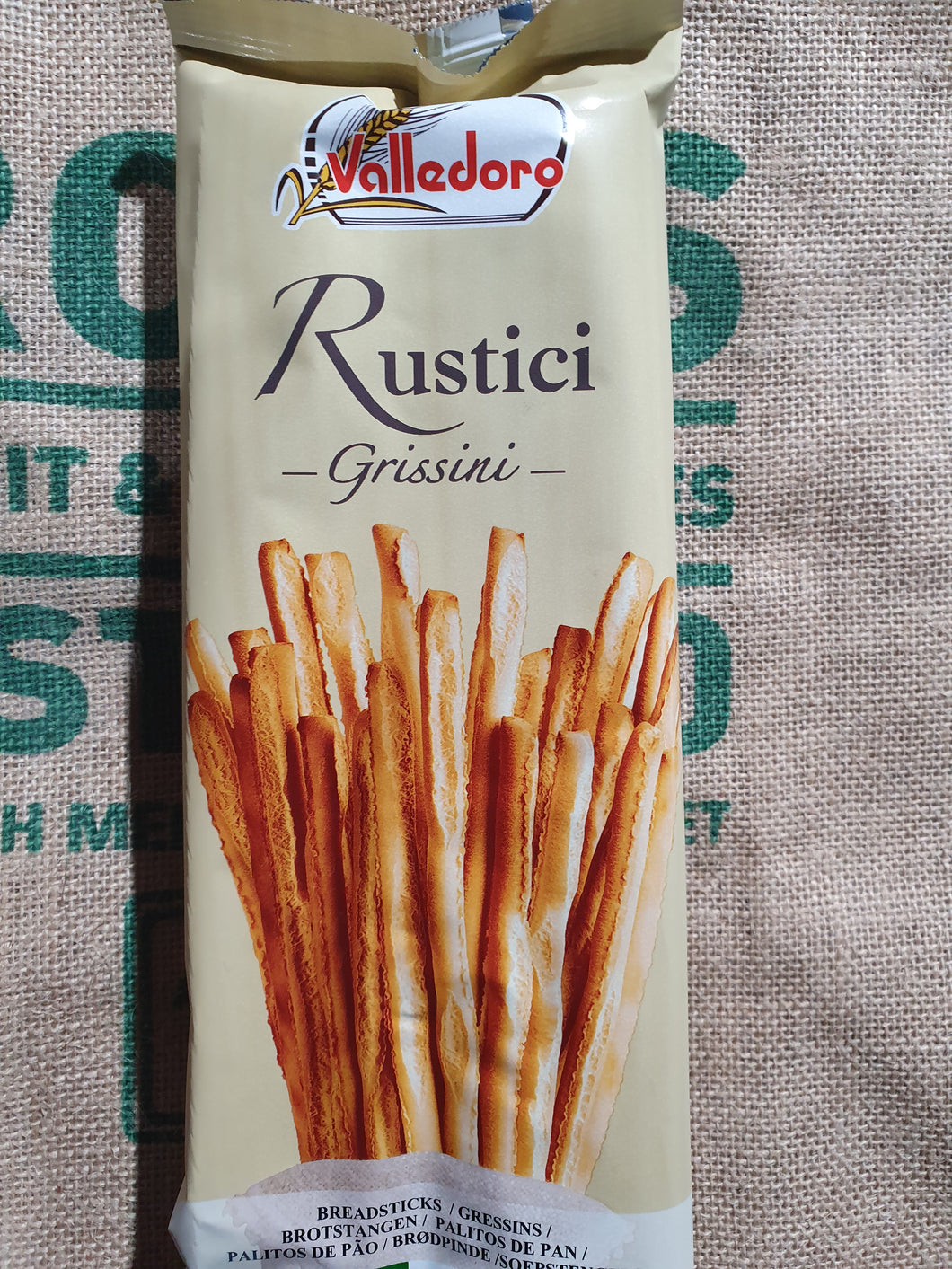 Rustica Breadsticks 100g