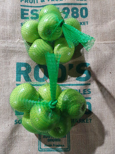 Granny Smith apple bags