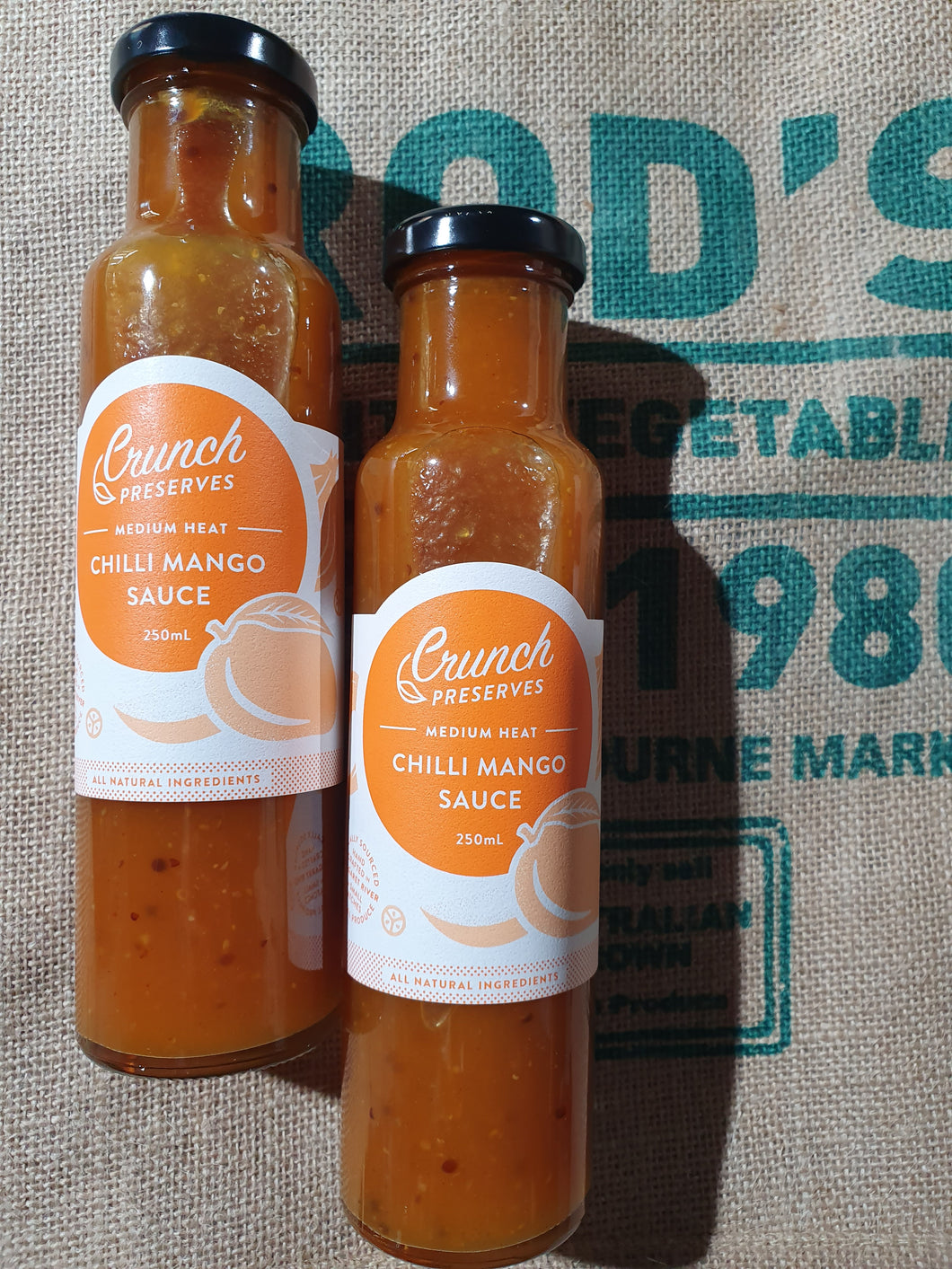 Chilli Mango Sauce 250ml GF Hand Crafted
