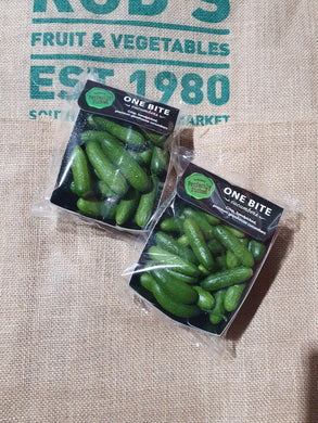 BABY cucumbers One bite pack