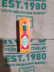 Tabasco Sauce 60ml